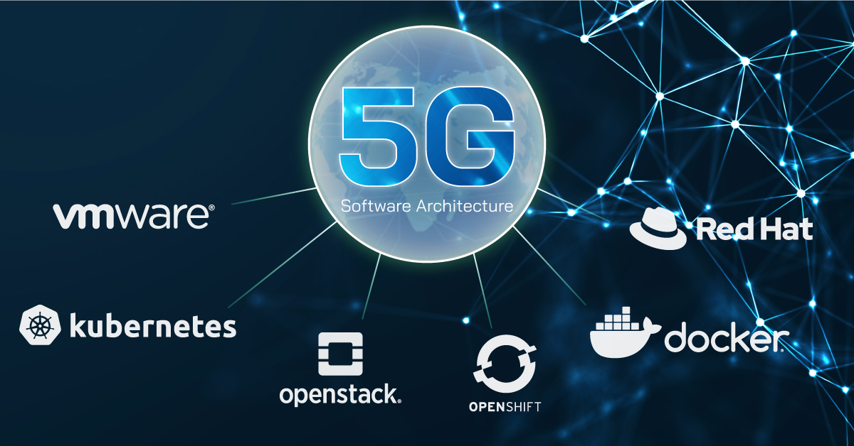 5g software architecture